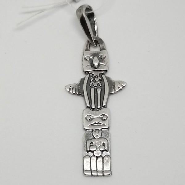 Амулет индейский идол