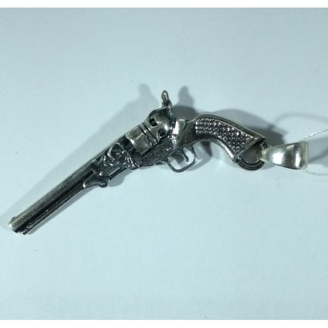 Револьвер Кольт подвеска