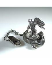 Брелок змея