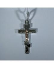 Крестик комбинированный