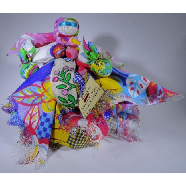 Славянская кукла оберег травница