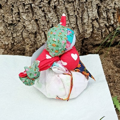 Кукла Травница