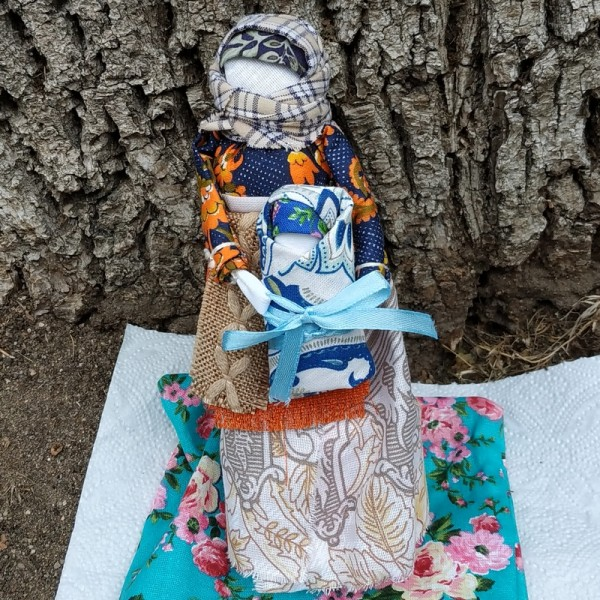 Кукла Материнства