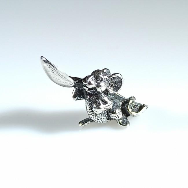Мышь денежная, кошельковая, серебряная