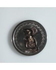 Монета с мышкой