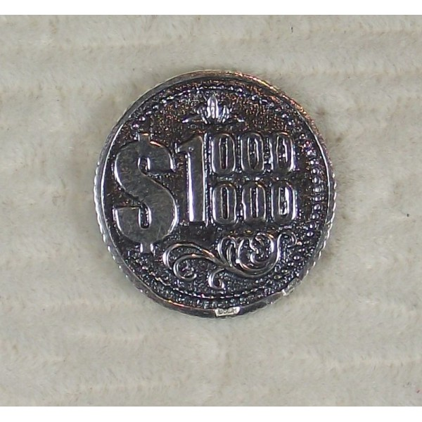 Монета один миллион