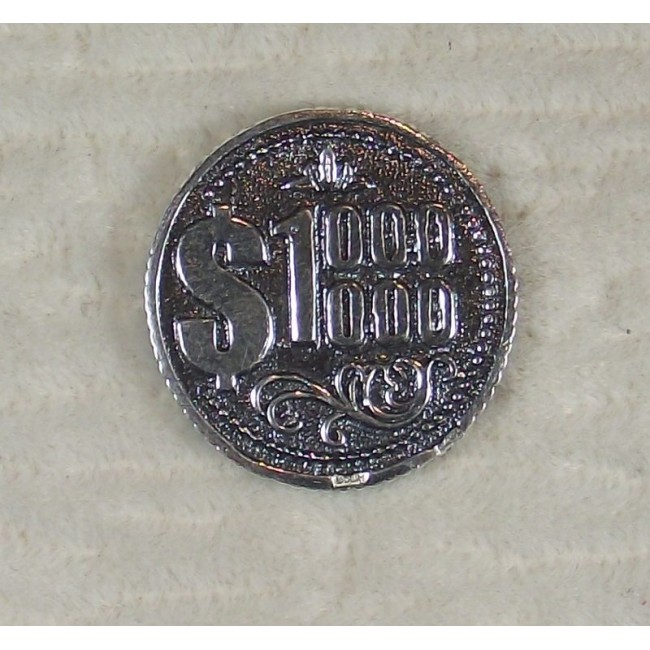 монета один миллион долларов