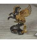 Статуэтка Пегас серебро