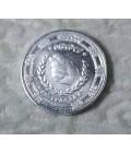 Монета серебряная оберег от сглаза