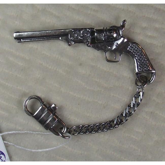Револьвер Кольт брелок