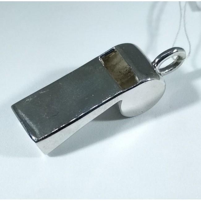 Свисток серебро