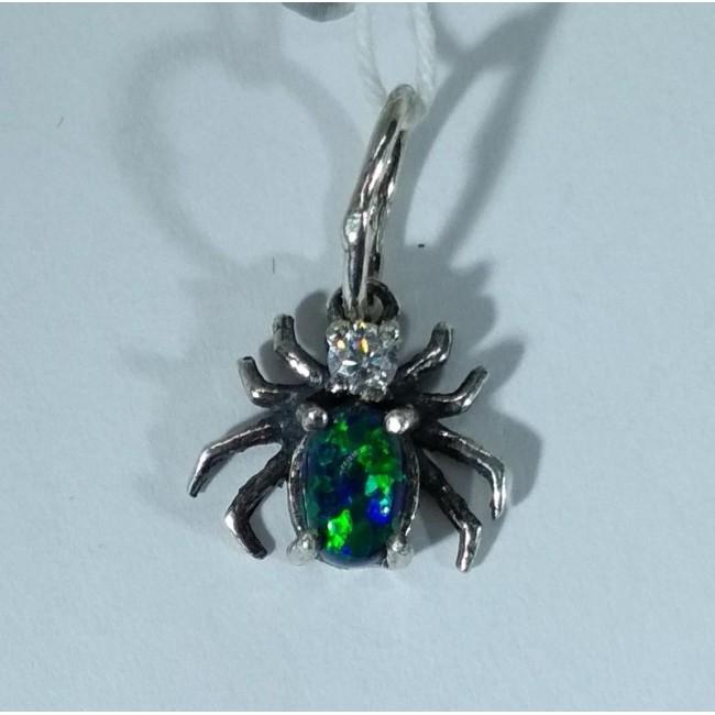 Серебряная паук