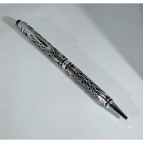 Ручка посеребренная
