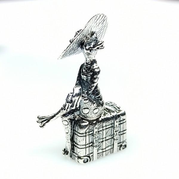 Лягушка путешественница