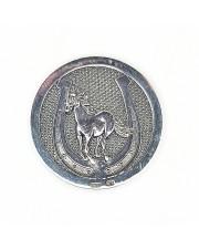 Монета лошадка