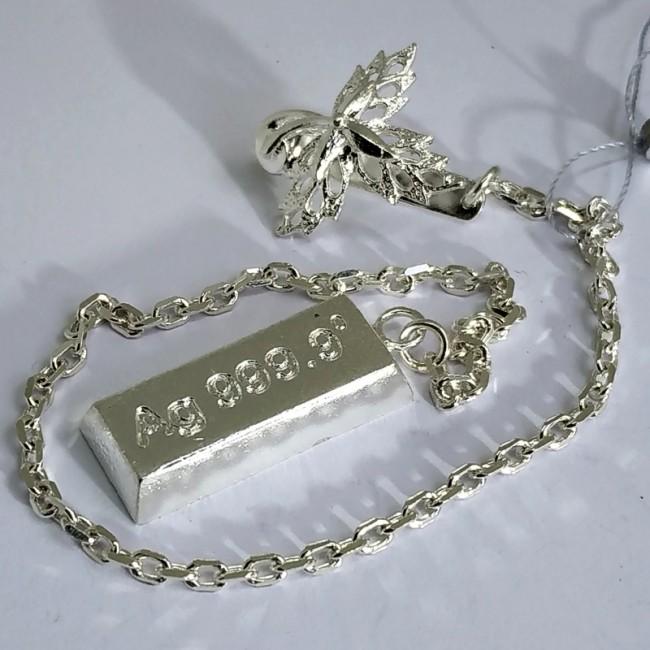 Ионизатор для воды серебряный